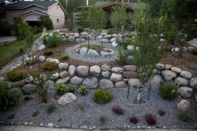 Landscape Company In Durango Colorado Retaining Walls