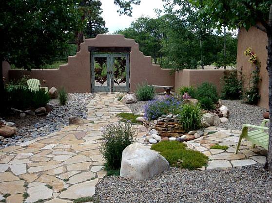 Xeric Landscaping In Durango Colorado Native Amp Drought
